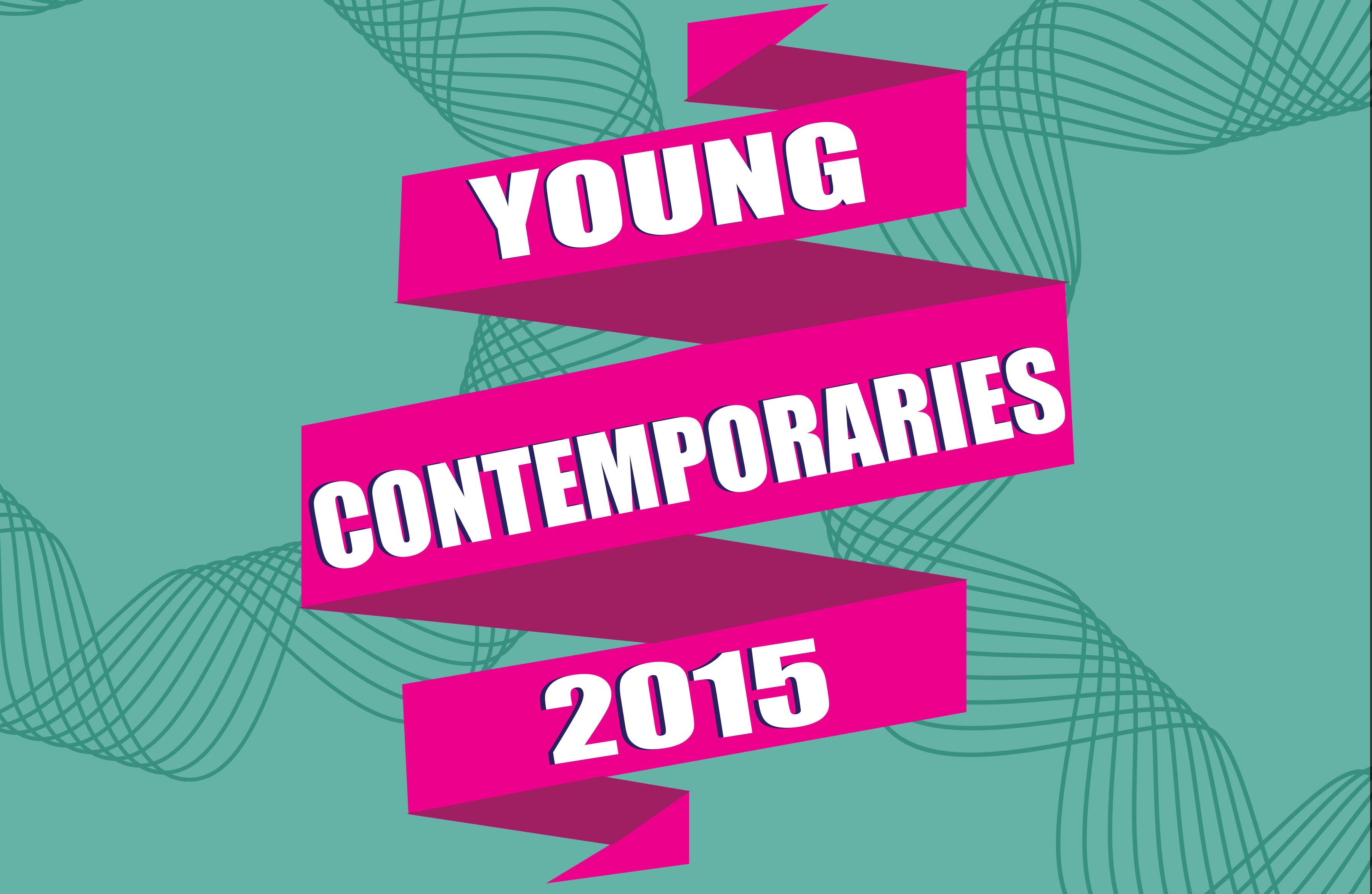 Poster Young Contemporaries 2015