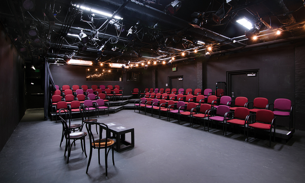 University Of Virginia Admissions >> Virginia Barnelle Theatre - Loyola Marymount University