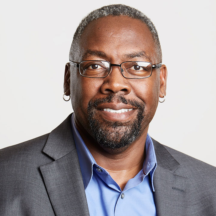 Dean Bryant Keith Alexander, Ph.D., Dean and Professor, College of Communication and Fine Arts