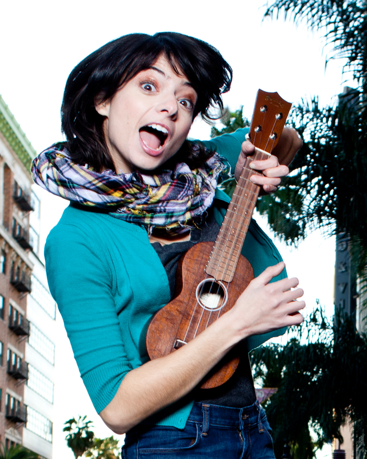 Picture of Kate Micucci.